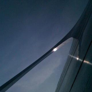Leaving St Louis